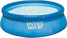 Intex28110NP - Piscina hinchable 244 x 76 cm, 2.419 litros