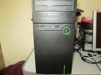 Custom Intel Core i3 6100T 3.20Ghz PC, 500Gb HDD, 8Gb RAM, DVD/RW, Windows 10