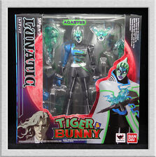Bandai S.H. Figuarts Tiger & Bunny Lunatic Action Figure Brand New MISB in USA!!