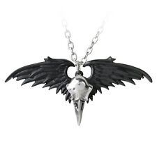 GENUINE Alchemy Gothic Pendant - Ravenger | Men's Ladies Alternative Necklace
