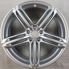Original Audi 20 Zoll Felgen Alufelgen_A8 S8 D4 4H A7 S7 RS7 4G - 4H0601025T