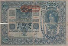 Austria 1902 1000 Kronen P8