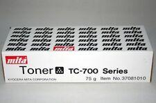TONER MITA TC-700  (37081010) NERO ORIGINALE