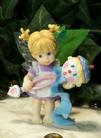 "Enesco MY LITTLE KITCHEN FAIRY Retired - ""Little Rattle Fairie"" NEW in BOX!"