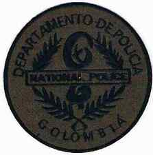 COLOMBIA POLICIA NACIONAL SWAT NATIONAL POLICE