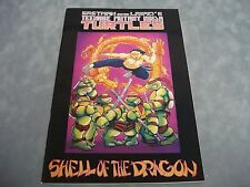 "EASTMAN & LAIRD'S TEENAGE MUTANT NINJA TURTLES ""SHELL OF THE DRAGON"" #T81"