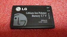 OEM LG 3.7V 800mAh Lithium Ion LG OEM LGIP-330H BATTERY FOR CHOCOLATE 3 VX8560