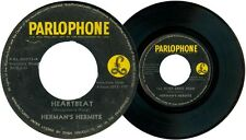 Philippines HERMAN'S HERMITS Heartbeat 45 rpm Record