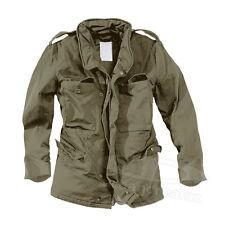 SURPLUS M65 2in1 Mens Winter Jacket Parka Detachable Inner Jacket Field Jacket