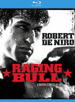 Raging Bull (Blu-ray Disc, 2009, Checkpoint Sensormatic Widescreen)