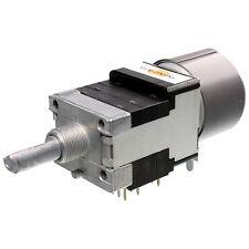 ALPS 6-gang motorized Potentiometer RK168 10K Pot rotary motor driven RK16816MG