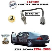 FOR LEXUS  LS400 1UZ-FE 1994-2000 NEW 1 X FRONT PRE CAT 02 OXYGEN LAMBDA SENSOR