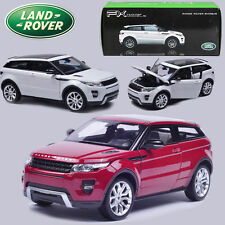 WELLY 1:24 Land Range Rover Evoque Diecast Model Collection Car Vehicle Kids Toy