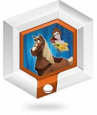 Disney Infinity SEALED Philippe Belle's Horse Beauty and the Beast Power Disc