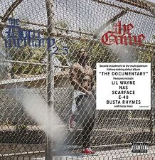 THE GAME - THE DOCUMENTARY 2.5  CD NEUF