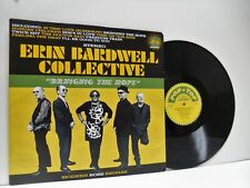 THE ERIN BARDWELL COLLECTIVE bringing the hope LP EX, PAT014, vinyl, ska, reggae