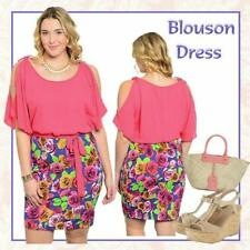 Rayon Wear to Work Floral Clothing for Women