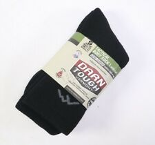 NEW Darn Tough Tactical Boot Extra Cusion Sock Merino Wool SMALL (S) BLACK 14033