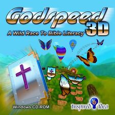 GodSpeed 3D-Bible Lesson-Based Racing Game, Great Graphics, Roller Coaster ride!