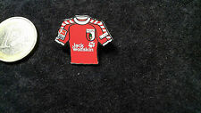 FC Augsburg Trikot Pin 2006/2007 Away Badge Kit Jack Wolfskin rot