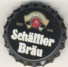 ** tappi a corona-Schäffler Bräu fare meno/Algovia inutilizzato ** unused bottle caps