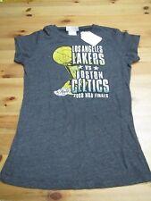 Los Angeles Lakers Vs. Boston Celtics 2008 NBA Finals 5th Ocean T-Shirt! S! Girl