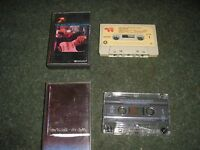 LOT 2 ERIC CLAPTON CASSETTES THE BEST OF & FROM THE CRADLE