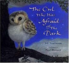 The Owl Who Was Afraid of the Dark-ExLibrary