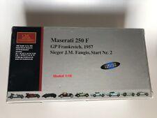 1:18 CMC Maserati 250 F GP Frankreich 1957 Sieger J.M. Fangio