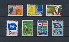 LM82442 Korea mixed thematics fine lot MNH