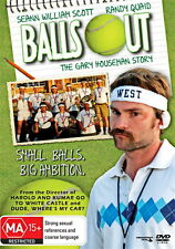 Balls Out: The Gary Houseman Story - Adventure / Comedy / Sport - NEW DVD