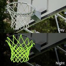 Nightlight Glowing Basketball Net Luminous Outdoor Portable Glowing in The Dark