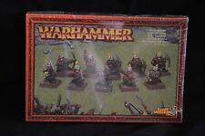 Warhammer Dwarves, Dwarf Miners NIB, Metal Miniature