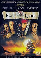 FLUCH DER KARIBIK / 2 DVD-SET (SPECIAL EDITION)