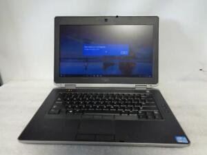 """Dell Latitude E6430 14"""" Core i5-3340M 2.7GHz 8GB 500GB HDD Win10 Laptop (S101B)"""