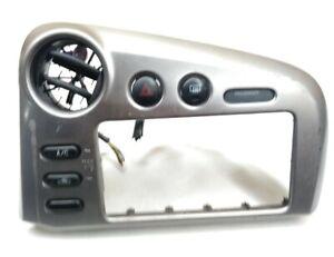 2003-2008 Pontiac Vibe Toyota Matrix Radio Bezel Dash Trim Panel Vent Switch A39