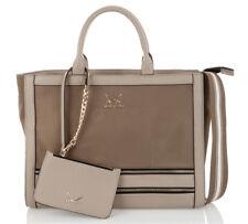 Sansibar Shopper Bag Handtasche  Umhängetasche  Taupe Beige