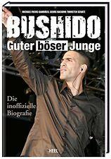 Bushido Guter böser Junge Die inoffizielle Biografie Rapper Berlin Buch