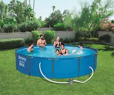 Round Above Ground Pools For Sale Ebay