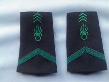 Aufschiebschlaufen para uniforme, legión extranjera, legionario, 1er Classic