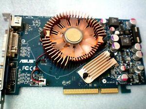 ASUS NVIDIA GeForce 6600GT 128MB GDDR3 128bit AGP