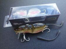 MUZZA'S Small Rat Lure 89 mm X 20 g, Cod, Barra etc. BKK Hooks MUZZAS LURES