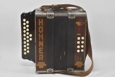 f81e51- Hohner Club Model I Harmonika