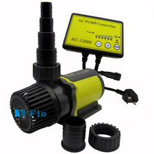 220V, 9000LPH Aquarium Fountain Pond Fall Hydroponic 80W Submersible Water Pump