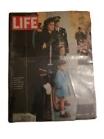 Life Magazine - December 6, 1963 President John F. Kennedy Is Laid To Rest
