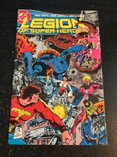 Legion Of Super-Heroes#7 Incredible Condition 9.0(1985) Lightle Art!!