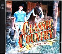 TIME LIFE-Classic Country-Golden 70s (2 CD) The Best Of (Conway Twitty/Tom Hall)