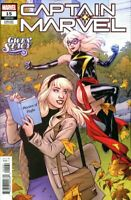 Captain Marvel #15 Lupacchino Gwen Stacy Variant Marvel Comics 2020