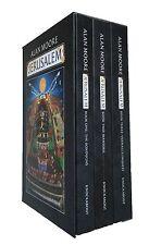 Alan Moore's JERUSALEM 3 Paperbacks in Slipcase