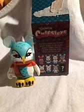 "Disney Cutesters Snow Day Series #6 - 3"" Vinylmation ( Owl )"